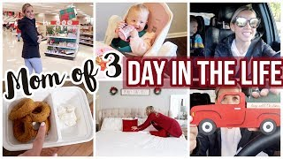 I CAN'T IMAGINE YOU PREGNANT // REAL DITL OF A STAY AT HOME MOM OF 3 // BEAUTY AND THE BEASTONS