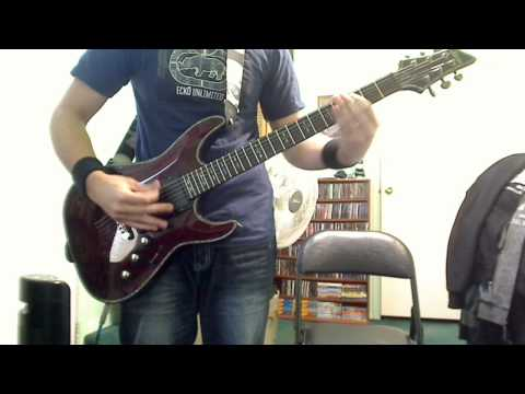 Sevendust - Crucified (Guitar Cover)
