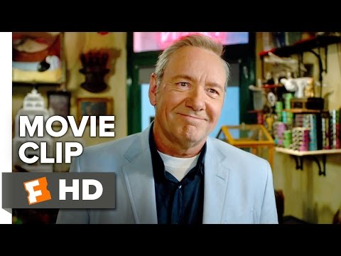 Nine Lives Movie CLIP - The Cat Picks You (2016) - Kevin Spacey Movie