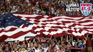 MNT vs. Haiti: Highlights - July 10, 2015