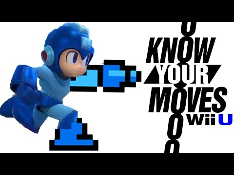 The SECRET to Mega Man's Unorthodox Design -   Know Your Moves … in Super Smash Brothers