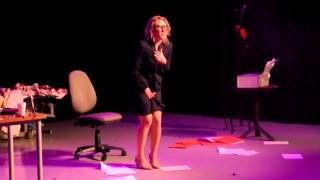 Bird College Solo Platform 2010 - 9 to 5 The Musical Camilla Bates