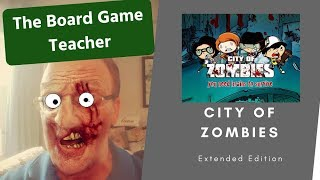 City of Zombies (Extended)