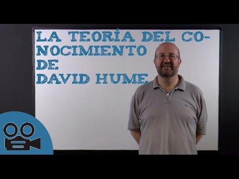 La Teoría Del Conocimiento De David Hume