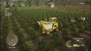 Odcinek 1 cześć 1 Mapa Włoch zbiur oliwek Pure Farming 2018