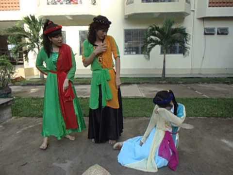 [Trailer] Vở kịch Tấm Cám trước ngày công diễn 21/05/2013