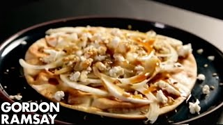 Flatbreads With Fennel & Feta - Gordon Ramsay