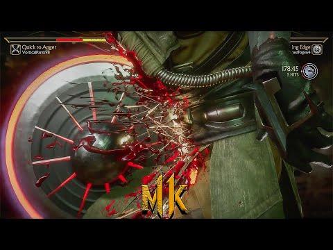 I Was Kicking A** Until This!! (Mortal Kombat Gameplay) |
