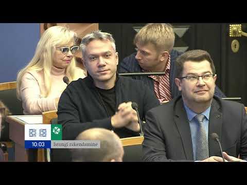 Download Riigikogu istung, 21.10.2021