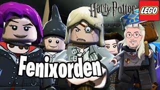 Fenixorden samlas igen | LEGO Harry Potter år 5-7 | del 1