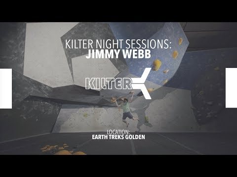 Kilter Night Sessions 001 - Jimmy Webb Southern Slopers - Indoor V15??