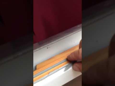 Sehr ROTO Dachfenster Dichtungstausch - YouTube NI41