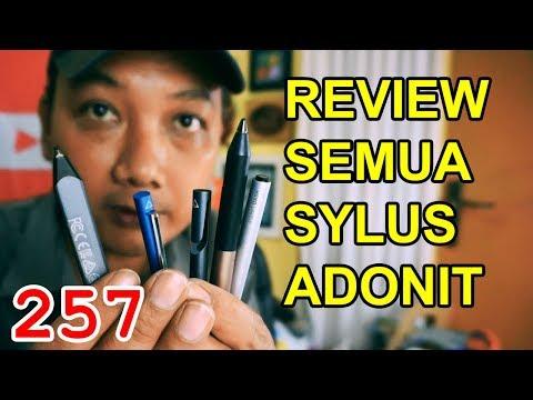 Review LENGKAP Semua Stylus Adonit (Pixel, Dash 3, Snap 2, Droid, Mini 4)