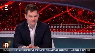 Napi aktuális 3. rész (2018-01-04) - ECHO TV