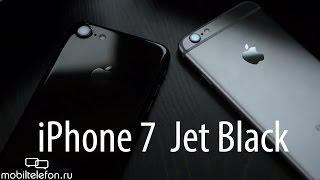 Розпакування iPhone 7 Jet Black, порівняння з iPhone 6S і перевірка на шум (unboxing)