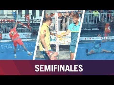 (Resumen) Semifinales Brussels Exhibition | World Padel Tour
