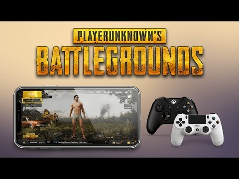 How to Play PUBG Mobile With a Controller  (Xbox and PS4