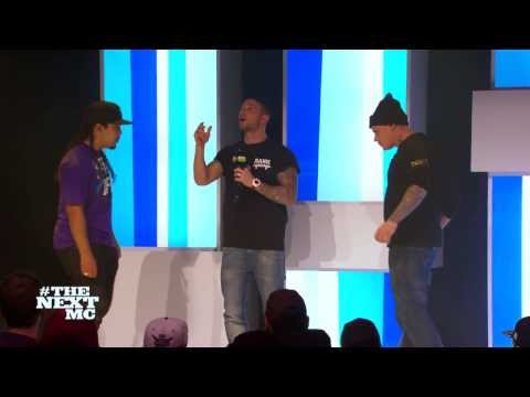 The Next MC - Deathmatch - G-no vs Ries (halve finale)