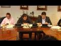 Sesión de Concejo Municipal de Lo Prado, 27 de Septiembre 2017.