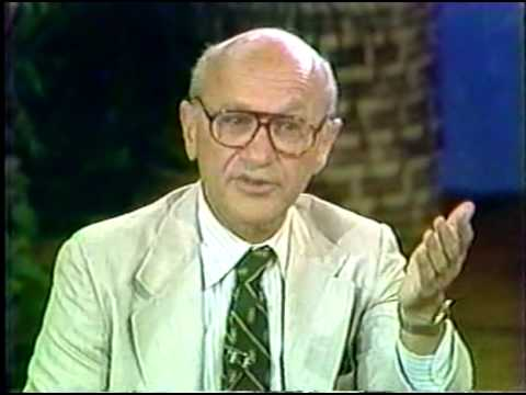 Milton Friedman on Donahue #2