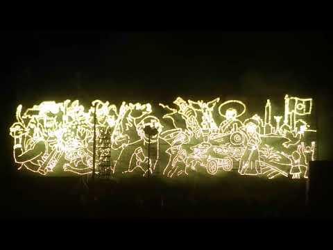 Piromusical de México, ganador del concurso internacional de la feria de la Pirotecnia Tultepec 2018