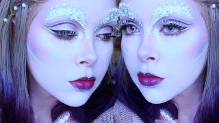 NYX FACE AWARDS 2015 ENTRY | Moon Goddess Makeup Tutorial