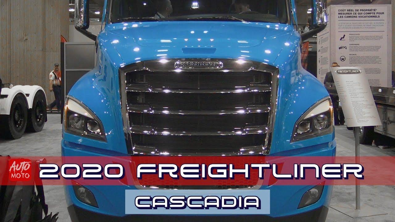 2020 FREIGHTLINER CASCADIA 126 For Sale | WA - GRAHAM ... |Frieghtliner Cascadia 2020 Sports Car