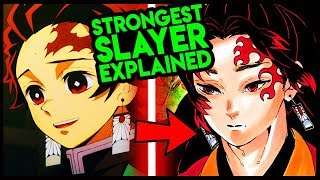 The Strongest Demon Slayer's Origins Explained! (Kimetsu no Yaiba Yoriichi Tsugikuni)