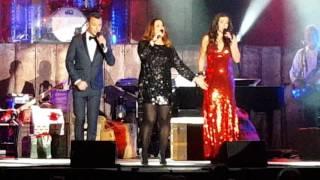 Christmas Night 2015 - Magnus Carlsson - Sonja Alden - Shirley Clamp - Hitmedley