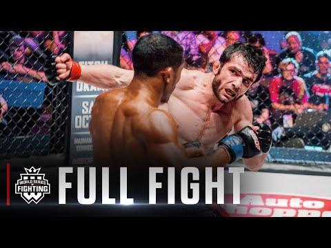 Timur Valiev vs Tito Jones   WSOF 23, 2015