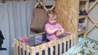 Yurt is Furnished