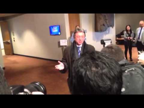 Ukraine Ambassdor Sergeyev at the UNSC