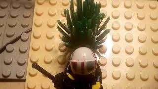 Оловянные солдатики против Лего 2 серия