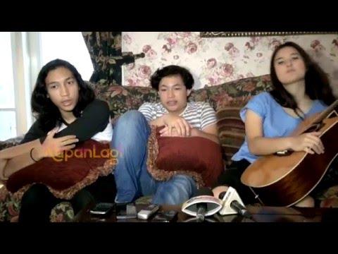 Anak Titi Dj dan Melly Goeslaw Remake Lagu Bimbang