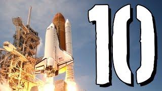 10 nieudanych przedsięwzięć NASA, które kosztowały MILIONY [TOPOWA DYCHA]