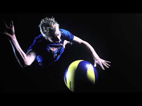 FIVB Heroes in Super Slow Motion -- Ivan Zaytsev
