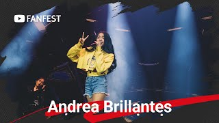Andrea Brillantes @ YouTube FanFest Manila 2019