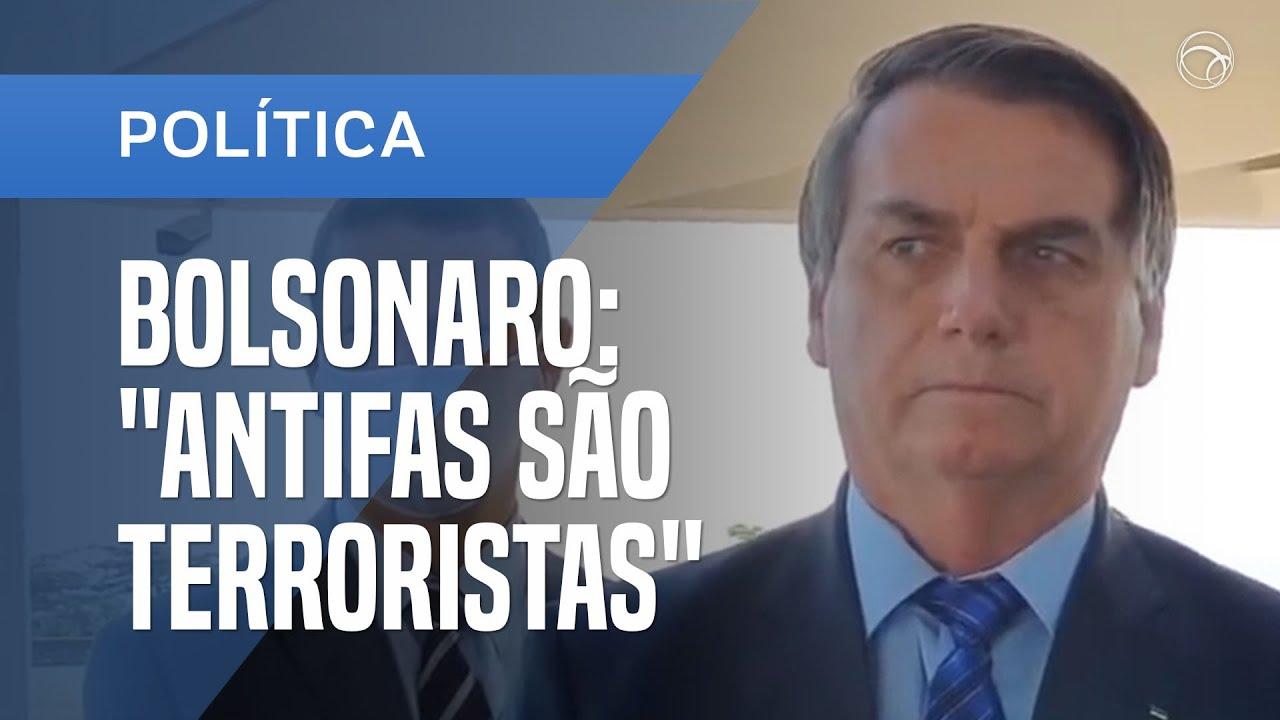Bolsonaro chama manifestantes contrários ao seu governo de ...