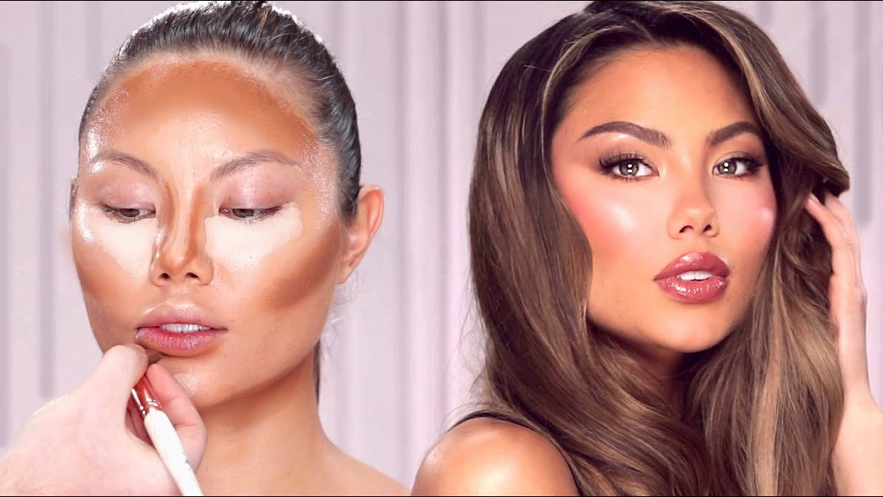 How To: Make FULL Glam Look Natural!