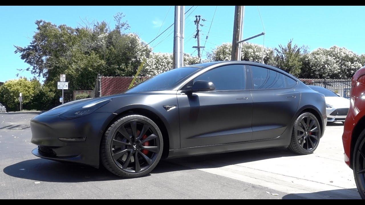Tesla Model 3 - XPEL Stealth Clear Bra & CQuartz Finest ...