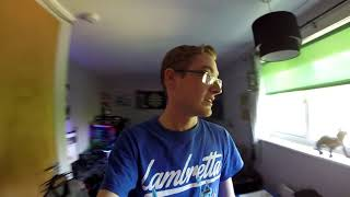 vlog#2 Talk about the channel + Setup tour kind of