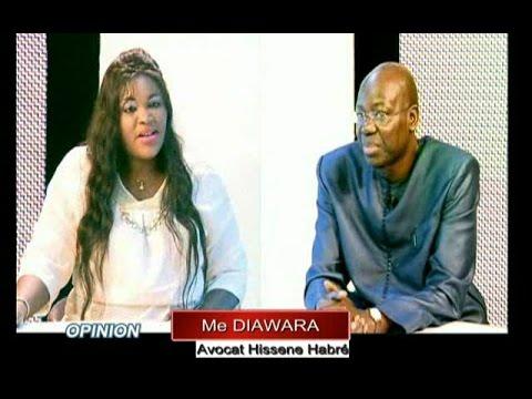 Opinion du 20 Janvier 2017 avec Me Diawara - Avocat Hissene Habré - WALFTV