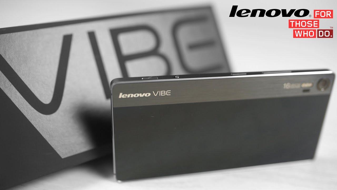 Lenovo Vibe Shot: предварительный обзор 16-Мп камерафона с тройной .