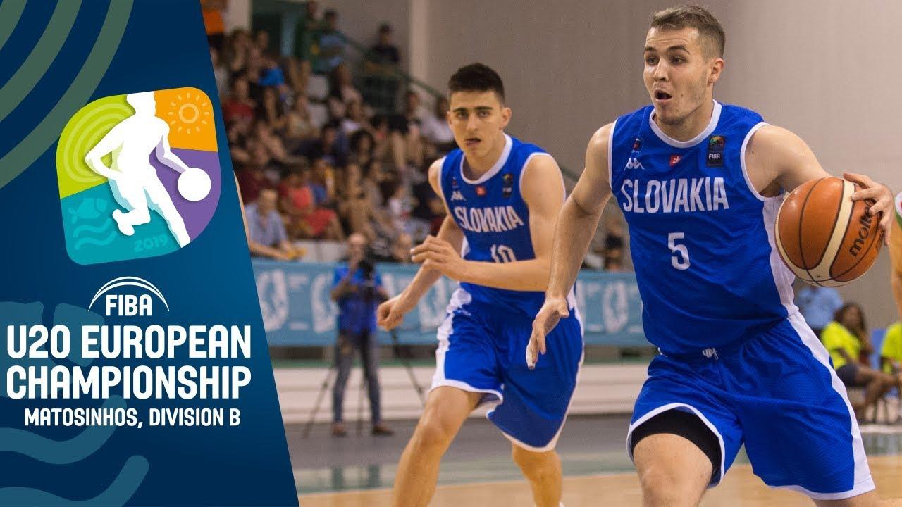 Slovakia v North Macedonia - Full Game
