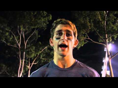 Marc Friedlander interviews UCLA QB Josh Rosen