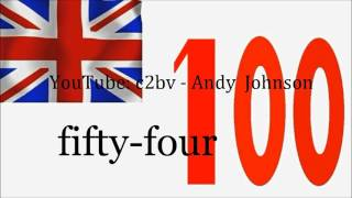 Baixar Learn British English -The Numbers 1 to 100 ©