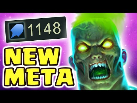 1000+ AP MY FRIENDS RAGED SO HARD | NEW META FULL AP BRAND JUNGLE - Nightblue3