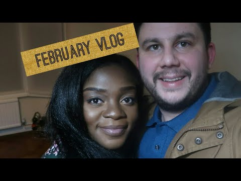 February VLOG - We got a package from SLOVAKIA - Nursery Room Tour, Squeaky Chicken