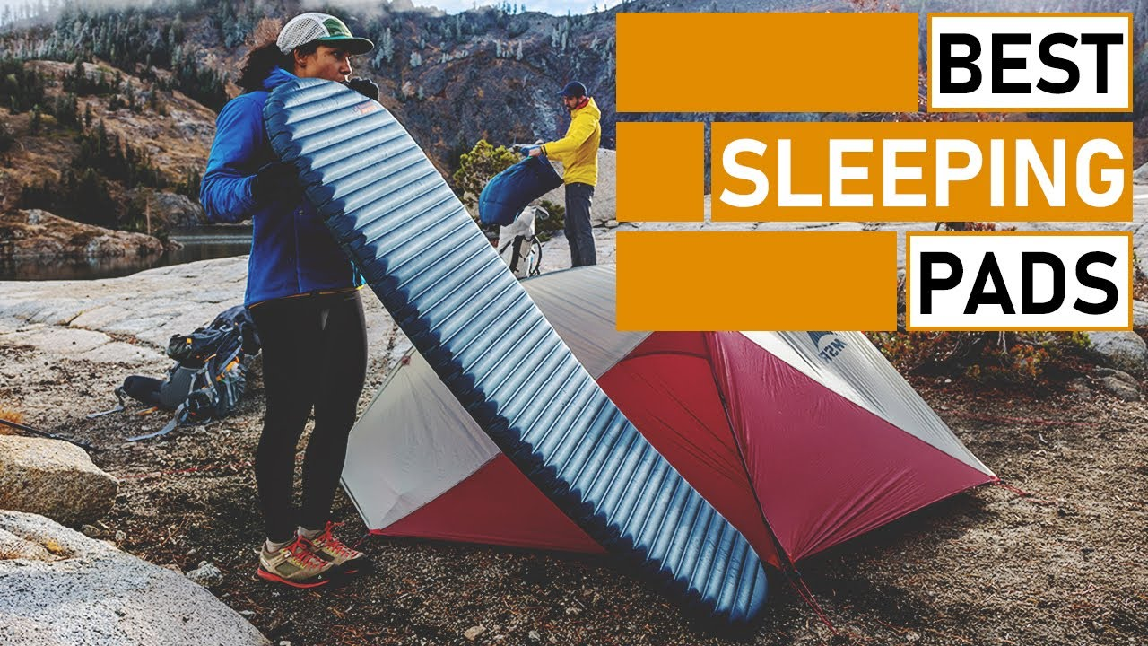 Top 5 Best Sleeping Pads for Camping & Backpacking