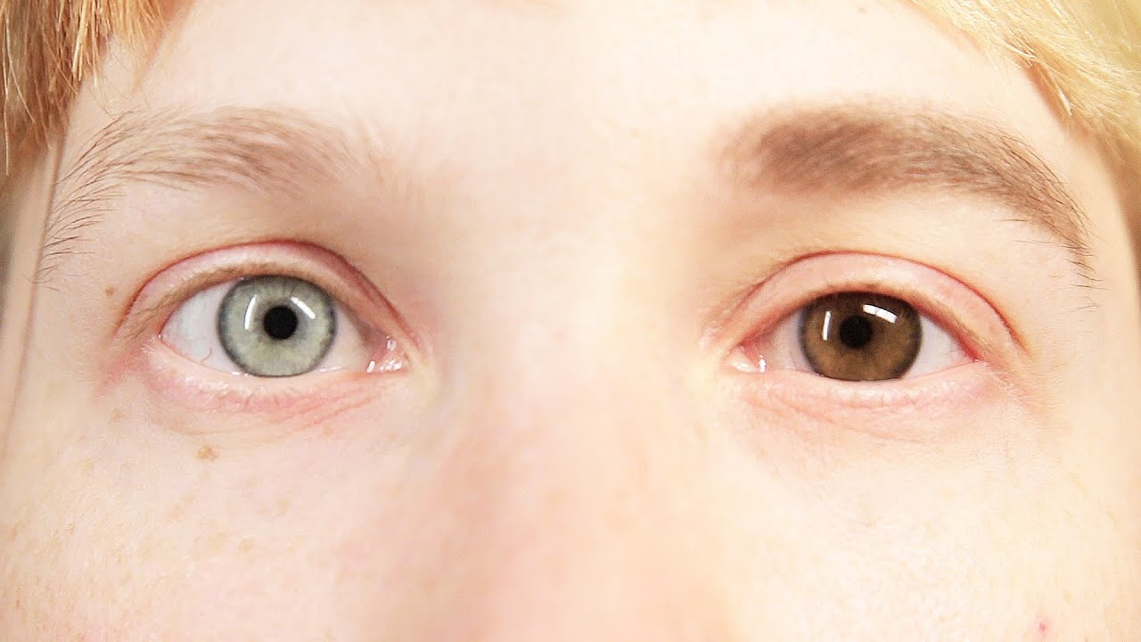 People Change Their Eye Color For A Week Youtube
